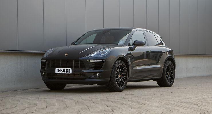H&R Porsche Macan