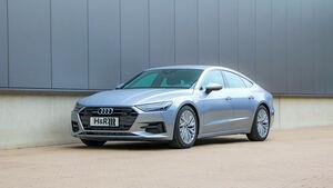 H&R Sportfedern für den neuen Audi A7 Sportback
