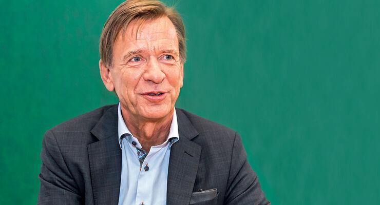Håkan Samuelsson, Porträt