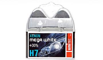 H7 Unitech Mega White +30%