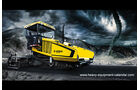 HEAVY EQUIPMENT CALENDAR 2015