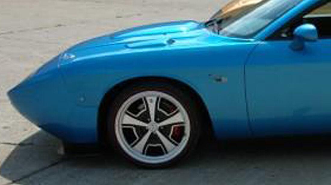 HPP Plymouth Superbird, Dodge Challenger, Felge