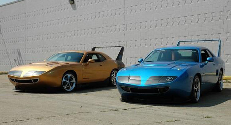 HPP Plymouth Superbird, Dodge Challenger