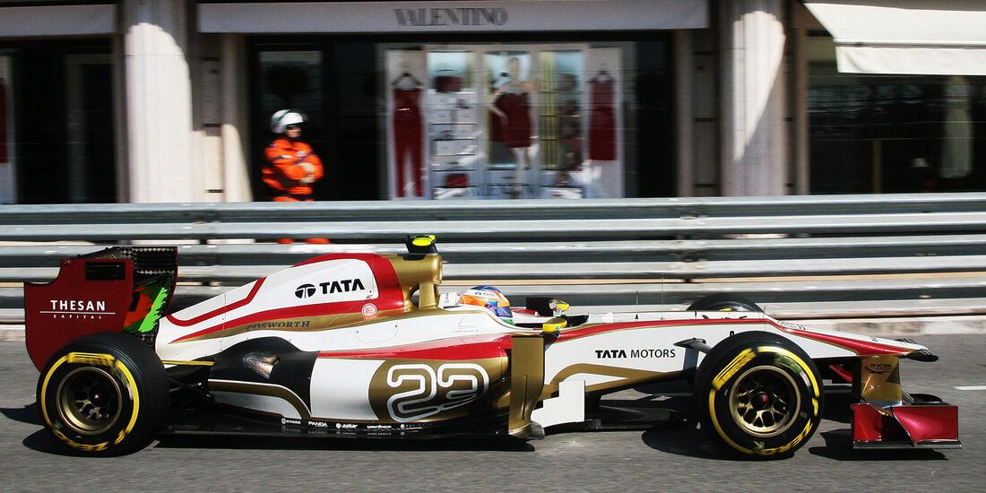 HRT GP Monaco 2012