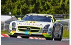 HTP Mercedes SLS - Lackierungen - 24h Rennen Nürburgring - 19. Juni 2014