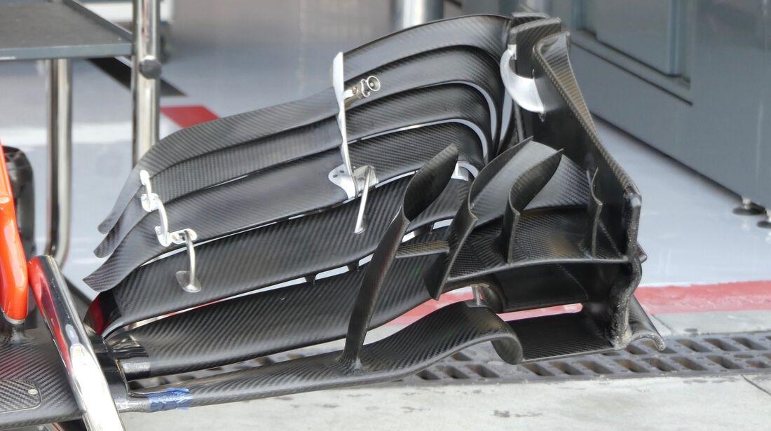 Haas F1 - Formel 1 - GP Italien - 30. August 2018