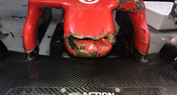 Haas - Formel 1 - GP Kanada - Montreal - 8. Juni 2018