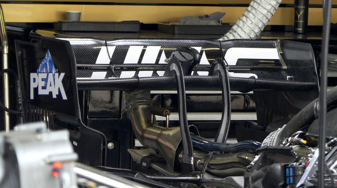 Haas - GP China - Shanghai - Formel 1 - Freitag - 12.4.2019