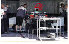 HaasF1 - F1 - GP Spanien - Barcelona - Donnerstag - 12.5.2016