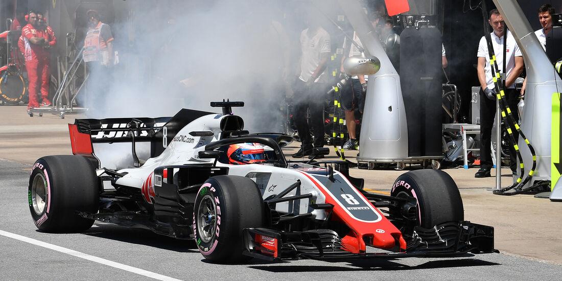 HaasF1 - Formel 1 - GP Kanada 2018