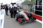 HaasF1 - Formel 1 - GP Kanada - Montreal - 9.6.2016
