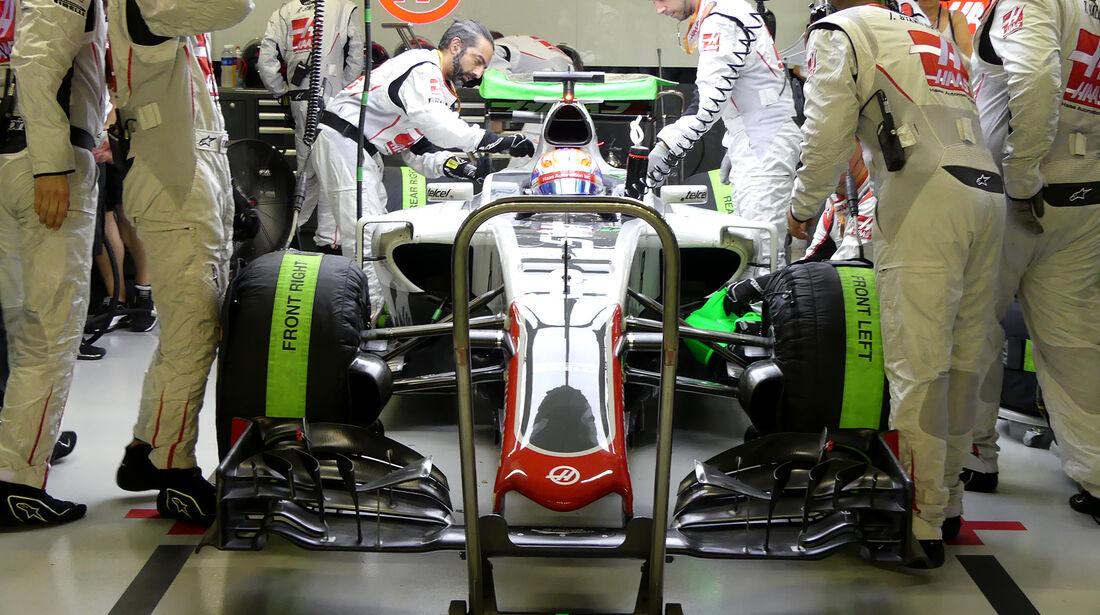 HaasF1 - Formel 1 - GP Singapur - 2016