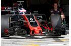 HaasF1 - GP Bahrain - Technik - Formel 1 - 2017