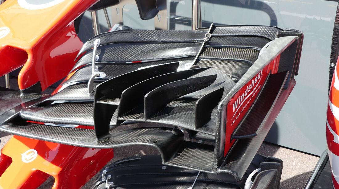 HaasF1 - GP Monaco - Formel 1 - Donnerstag - 24.5.2018