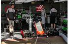 HaasF1 - GP Spanien 2016 - Barcelona - F1 - Freitag - 13.5.2016
