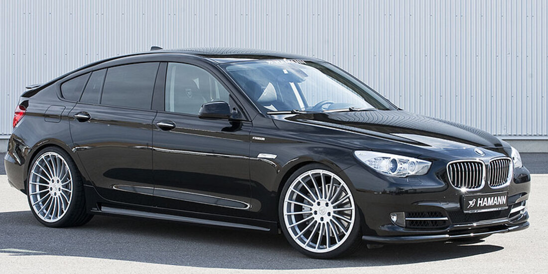 Hamann BMW 5er GT Seite