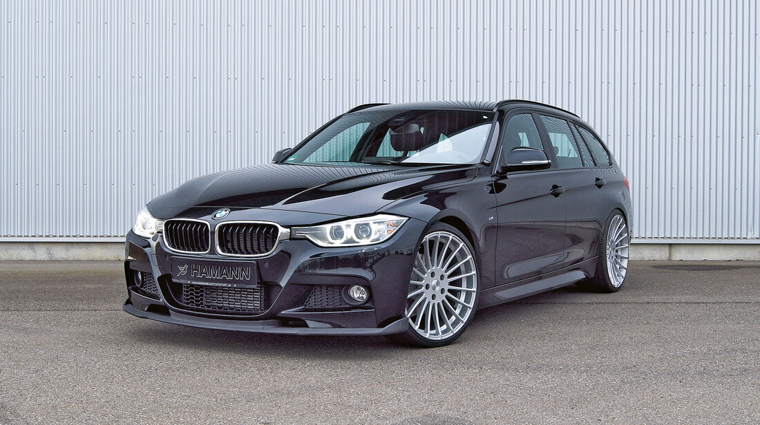 Hamann-BMW HM 355 - Tuning - Diesel - sport auto Award 2019