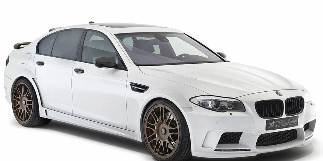 Hamann BMW M5 F10 Tuner 2012