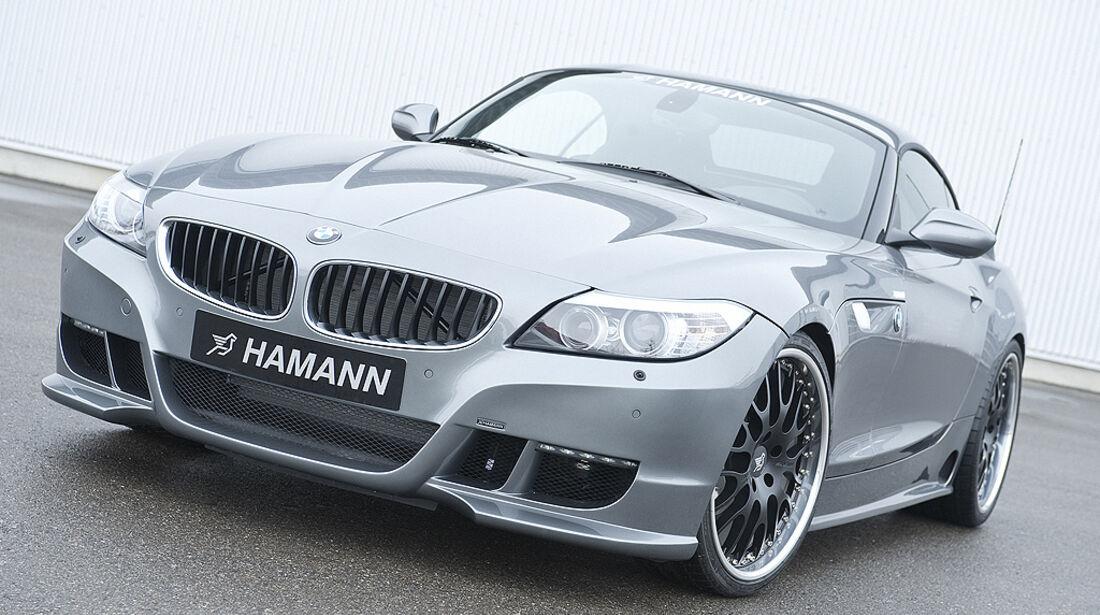 Hamann BMW Z4, Tuning