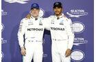 Hamilton & Bottas - GP Abu Dhabi 2017