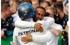 Hamilton & Bottas - GP Italien 2018