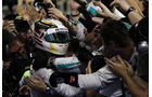 Hamilton - GP Bahrain 2014