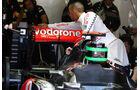Hamilton GP Monaco 2011