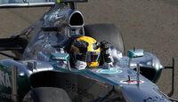 Hamilton - GP Ungarn 2013