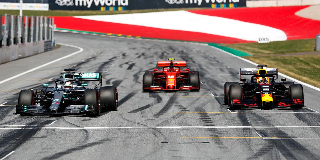 Formel 1 2019 Qualifying