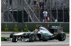 Hamilton - Mercedes - GP Kanada 2013