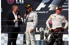 Hamilton & Räikkönen - GP Ungarn 2013