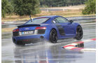 Handlingtest, Audi R8 V10 Plus