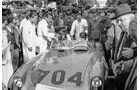 Hans Herrmann - Mille Miglia - 1955