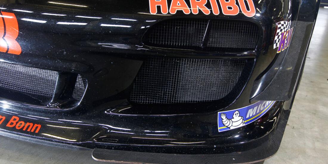 Haribo-Porsche 911 GT3 R Heck