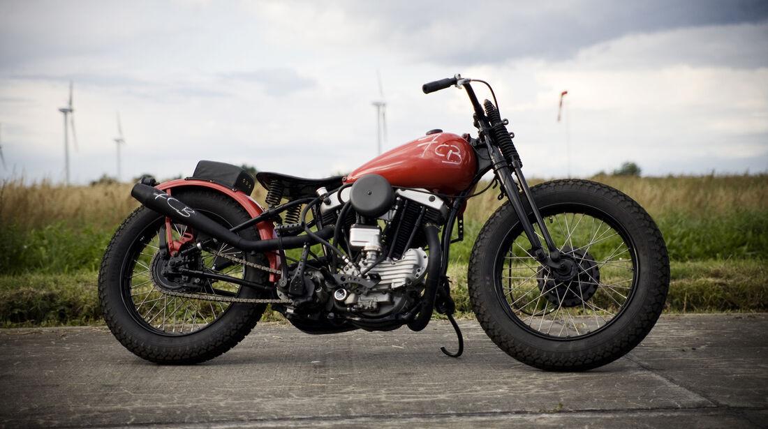 Harley-Davidson 45 Magnum WL