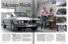 Heftvorschau Motor Klassik 08/2014