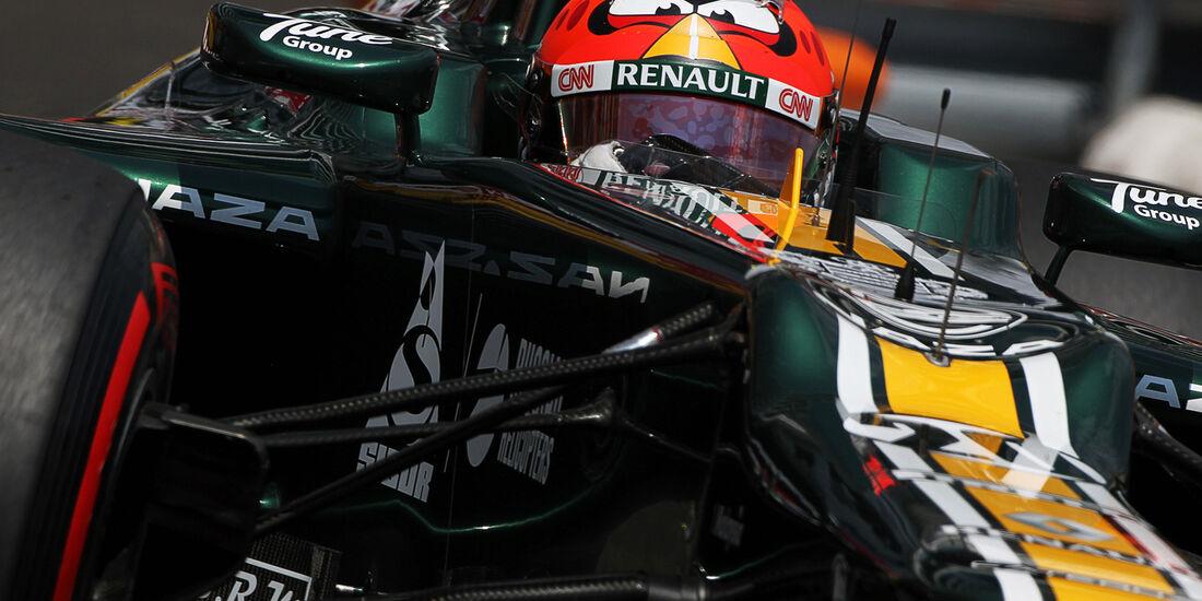 Heikki Kovalainen - Caterham - Formel 1 - GP Monaco - 26. Mai 2012