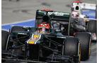 Heikki Kovalainen - Caterham - GP Malaysia - 24. März 2012