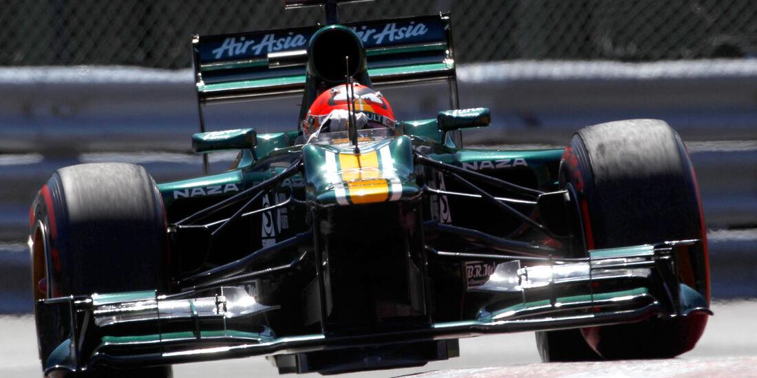 Heikki Kovalainen GP Kanada 2012