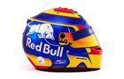 Helm - Alex Albon - Toro Rosso - 2019