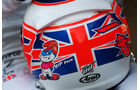 Helm Jenson Button - Formel 1 2014