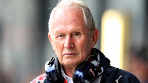 Helmut Marko - Formel 1 - 2016