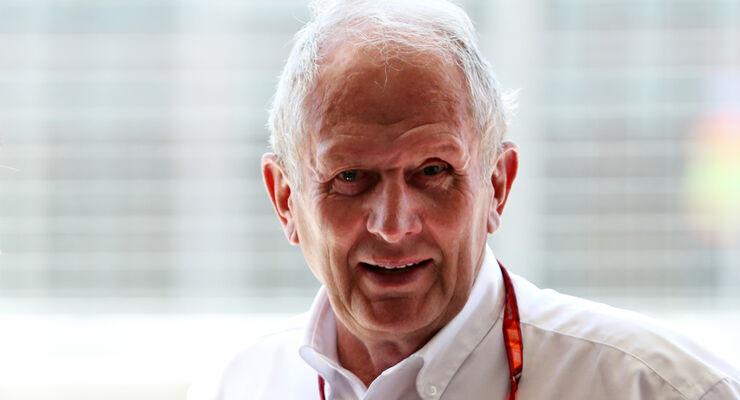 Helmut Marko - Formel 1 - 2017