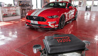 Hennessey Tuning Demon Exorcist F5 Mustang Heritage