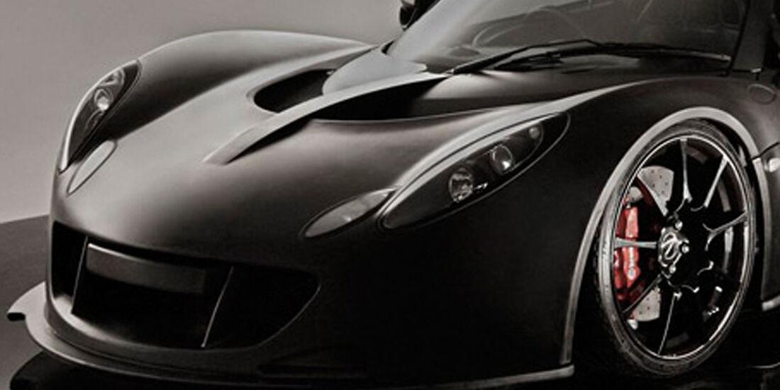 Hennessey Venom GT, Front, Felge, Bremse