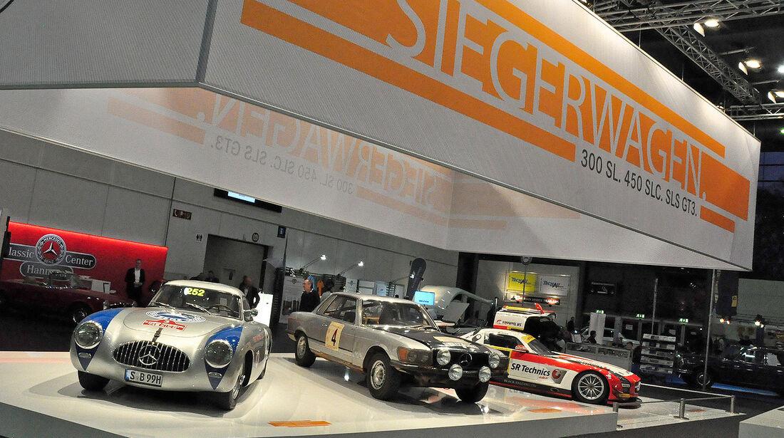 Highlights der Bremen Classic Motorshow 2015