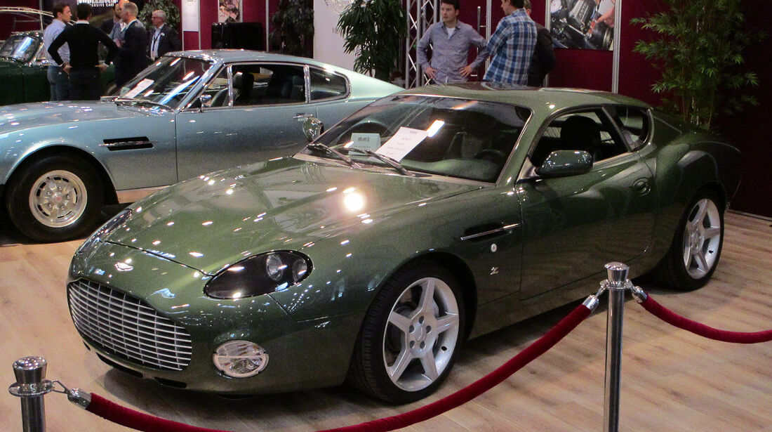 Highlights der Techno Classica 2015