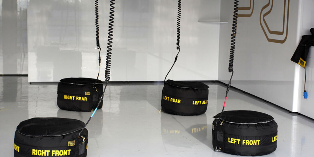 Hispania - Formel 1-Test - Barcelona - 2012