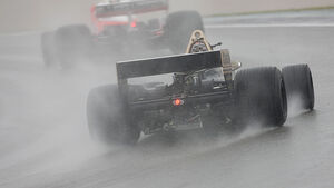 Historisches Formel 1-Auto bei den AvD Oldtimer Grand-Prix 2010