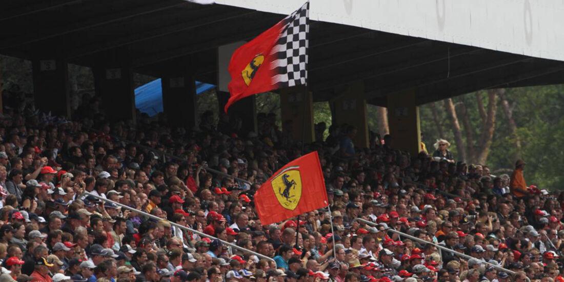Hockenheim Fans